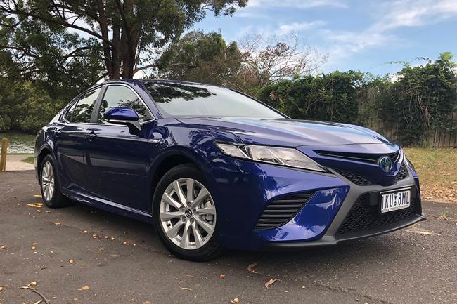 Los 10 autos con mejor rendimiento de gasolina de 2019